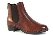 Tamaris boots bottine 25342.23 marron femme   Sergio Conti