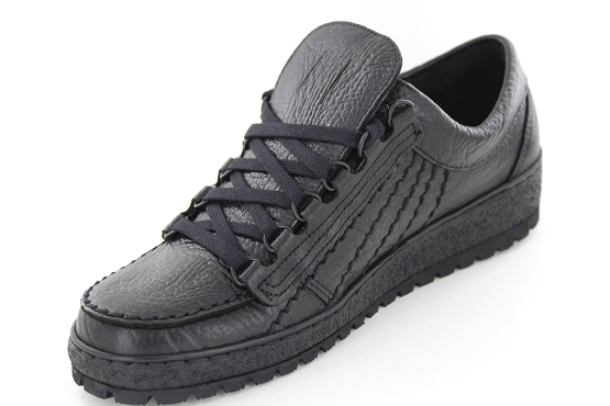 Mephisto baskets sneakers rainbow noir1125401_2