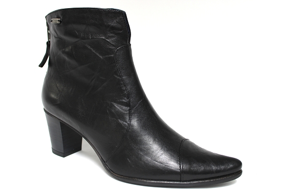 Dorking boots bottine 6034 noir1133201_1