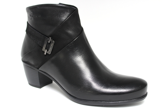 Dorking boots bottine 7261 noir1133403_1