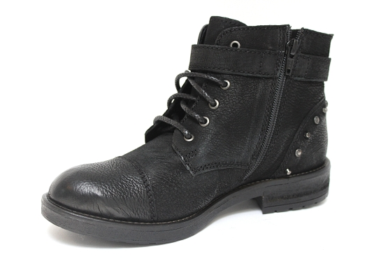 Inuovo boots bottine carbon noir1137201_2