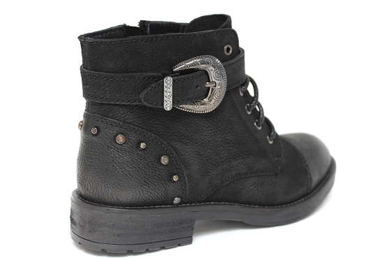 Inuovo boots bottine carbon noir1137201_3