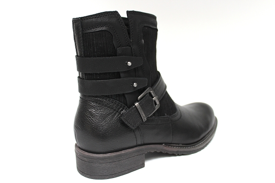 Tamaris boots bottine 25436.29 noir1160001_3