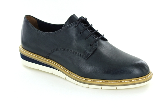 Tamaris derbies lacets 23202.20 marine1195702_1