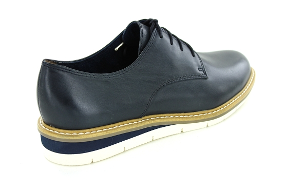 Tamaris derbies lacets 23202.20 marine1195702_3