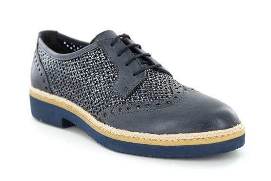 Tamaris derbies lacets 23718.20 marine1196002_1