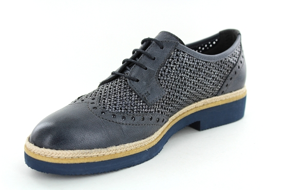 Tamaris derbies lacets 23718.20 marine1196002_2