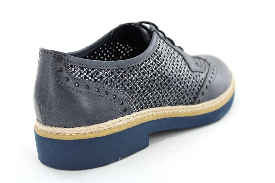 Tamaris derbies lacets 23718.20 marine1196002_3