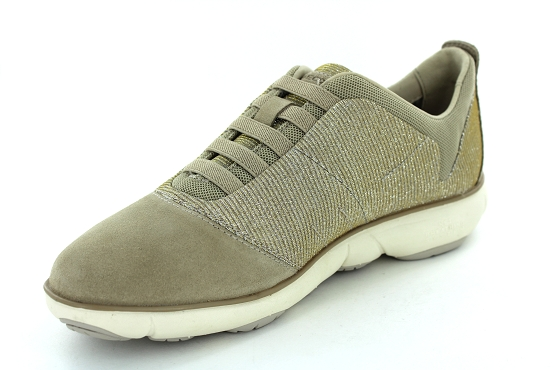 Geox baskets sneakers d641eg taupe1203901_2