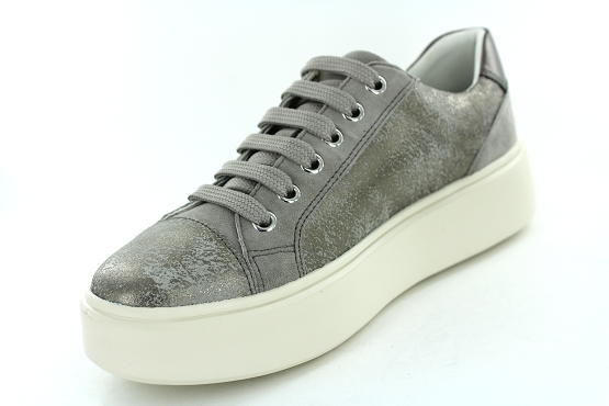 Geox baskets sneakers d828df taupe1204001_2