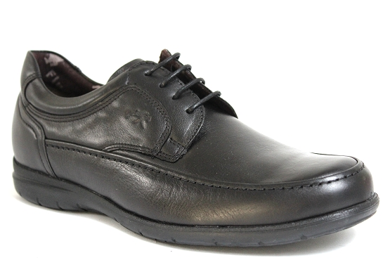 Fluchos derbies lacets 8498 noir1231501_1