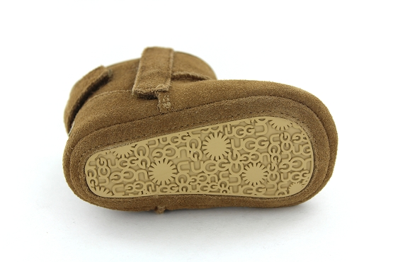 Ugg chaussons jesse camel1236901_4