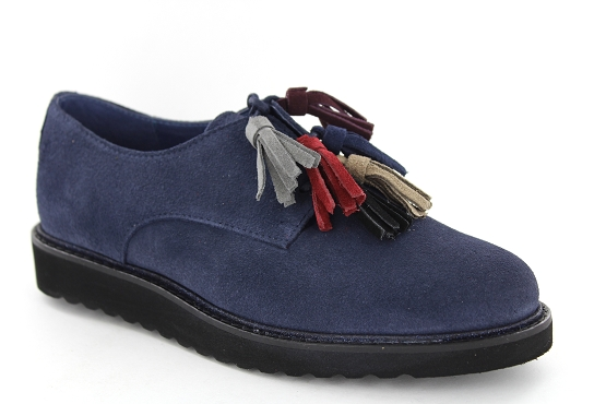 Costa derbies lacets 20467 marine1239201_1