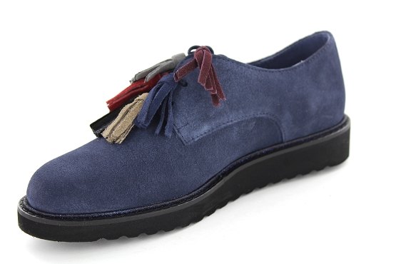Costa derbies lacets 20467 marine1239201_2