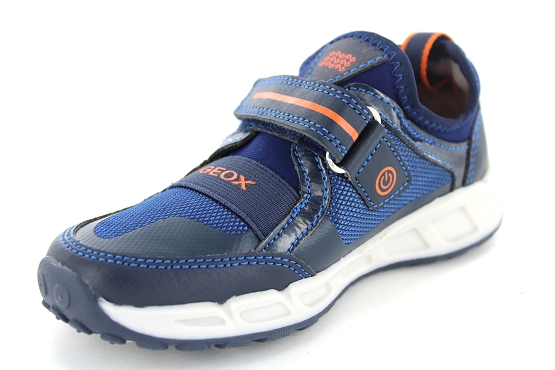 Geox baskets sneakers j8494a bleu1251001_2