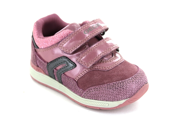 Geox baskets sneakers b840la rose1252901_1