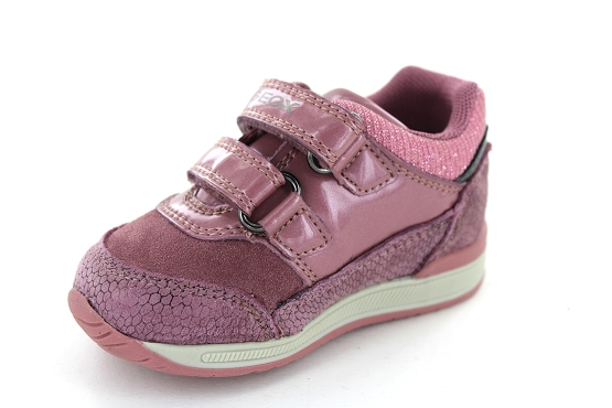 Geox baskets sneakers b840la rose1252901_2