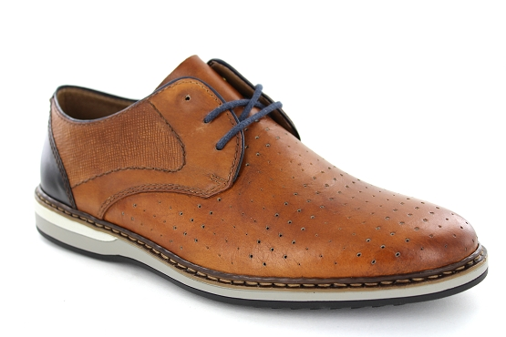 Rieker derbies lacets 16811.25 camel1266001_1