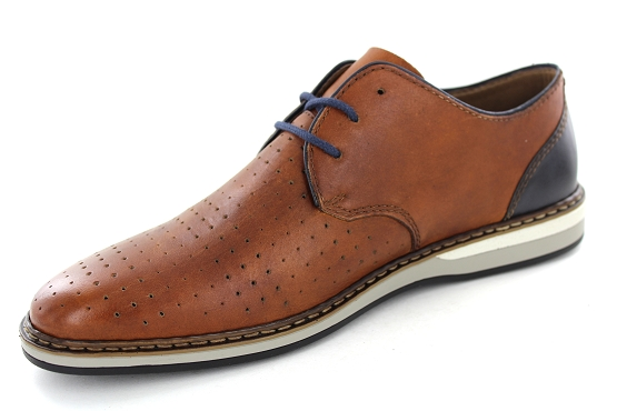 Rieker derbies lacets 16811.25 camel1266001_2