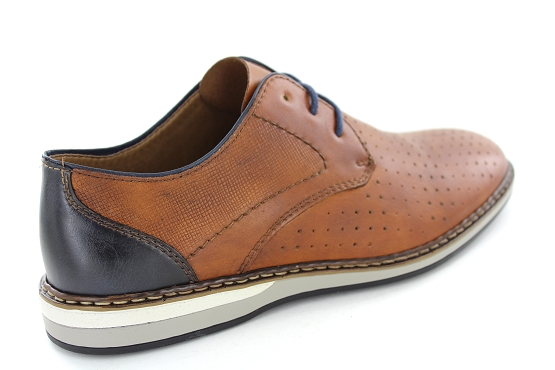 Rieker derbies lacets 16811.25 camel1266001_3
