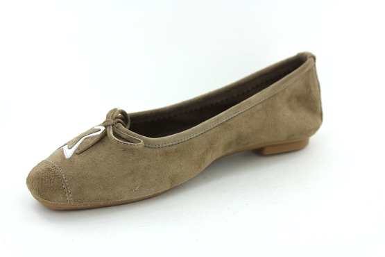 Reqins ballerines hello taupe1267203_2