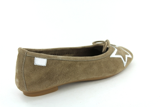 Reqins ballerines hello taupe1267203_3