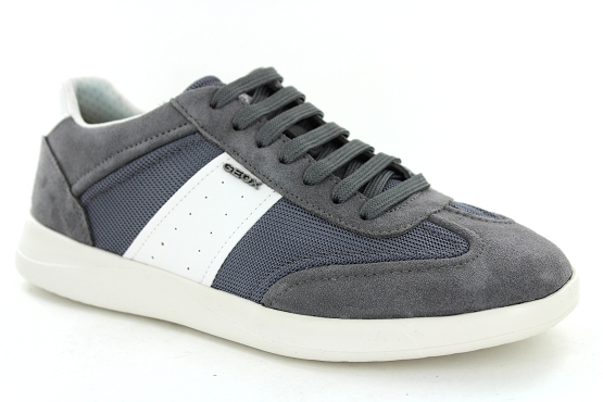 Geox baskets sneakers u926fa gris1270902_1