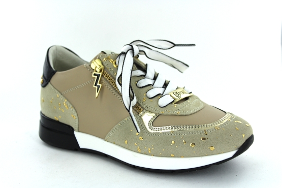 Tip tap baskets sneakers 4257 beige1272901_1