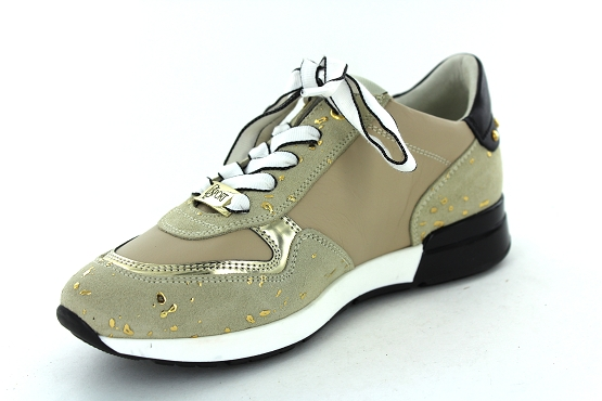 Tip tap baskets sneakers 4257 beige1272901_2