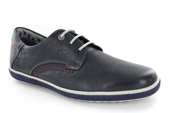 Fluchos derbies lacets 9710 marine1273502_1