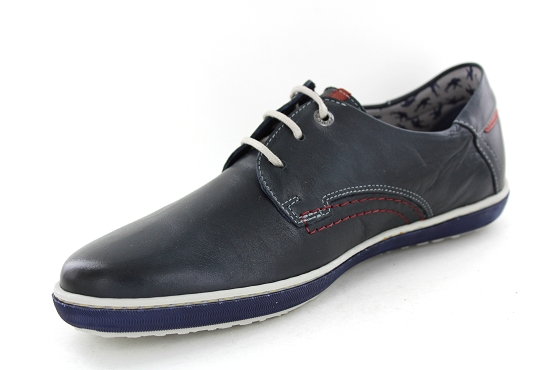 Fluchos derbies lacets 9710 marine1273502_2