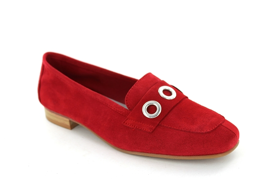 Anyo mocassins evisa rouge1278101_1