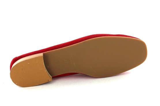 Anyo mocassins evisa rouge1278101_4