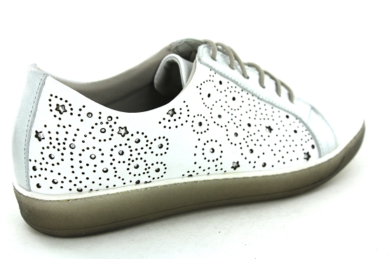 Dorking baskets sneakers d7791 blanc1279601_3