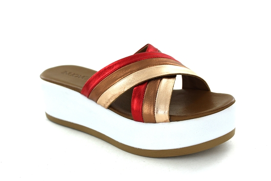 Inuovo sandales nu pieds 122012 rouge1281901_1