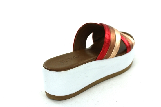 Inuovo sandales nu pieds 122012 rouge1281901_3