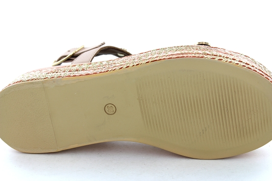 Inuovo sandales nu pieds 117012 rose1282101_4