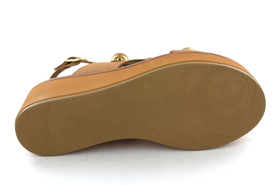 Inuovo sandales nu pieds 124021 camel1282301_4