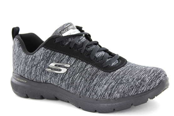 Skechers baskets sneakers 13067 noir