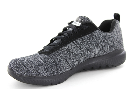 Skechers baskets sneakers 13067 noir1307401_2