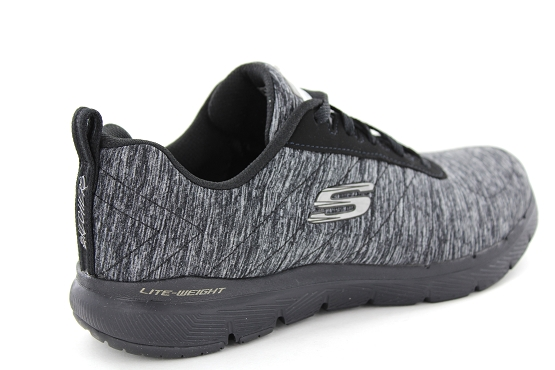 Skechers baskets sneakers 13067 noir1307401_3