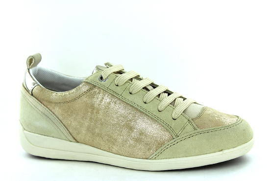Geox baskets sneakers d0268a beige1323101_1
