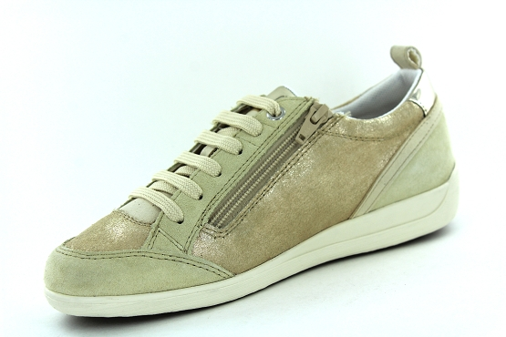 Geox baskets sneakers d0268a beige1323101_2
