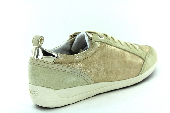 Geox baskets sneakers d0268a beige1323101_3