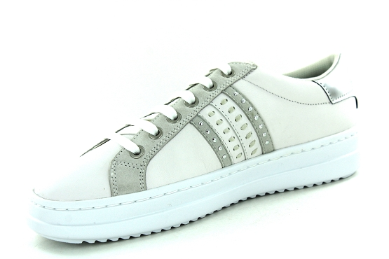 Geox baskets sneakers d02fed blanc1323601_2