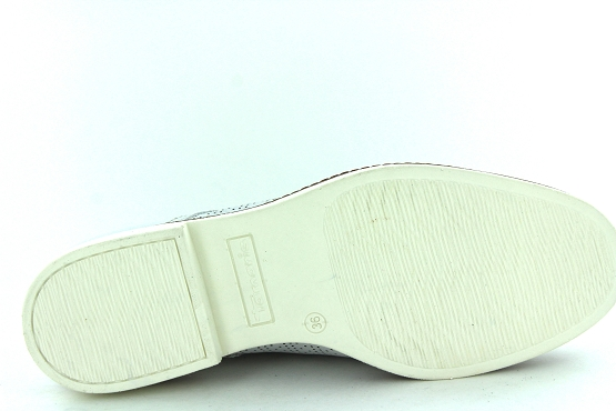 Tamaris derbies lacets 23200 blanc1325801_4