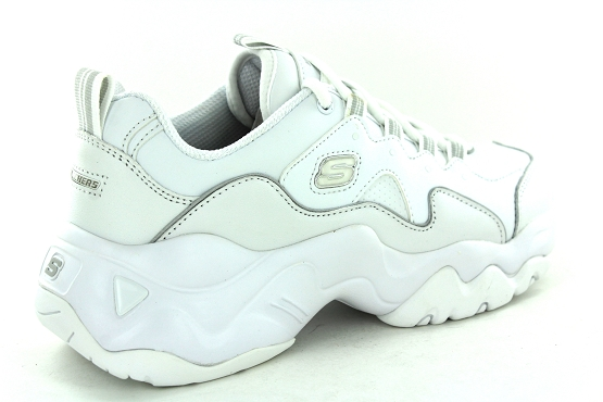 Skechers baskets sneakers 13376 blanc1329101_3