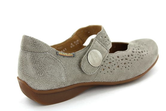 Mephisto velcro fabienne taupe1331302_3