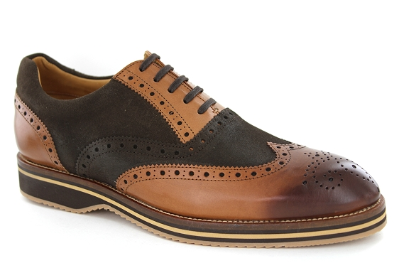 Alexander bennet derbies lacets 1662 marron1339501_1