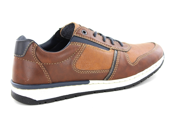 Rieker baskets sneakers b5120.25 camel1353201_3